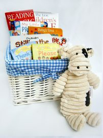 Christening Gift Basket