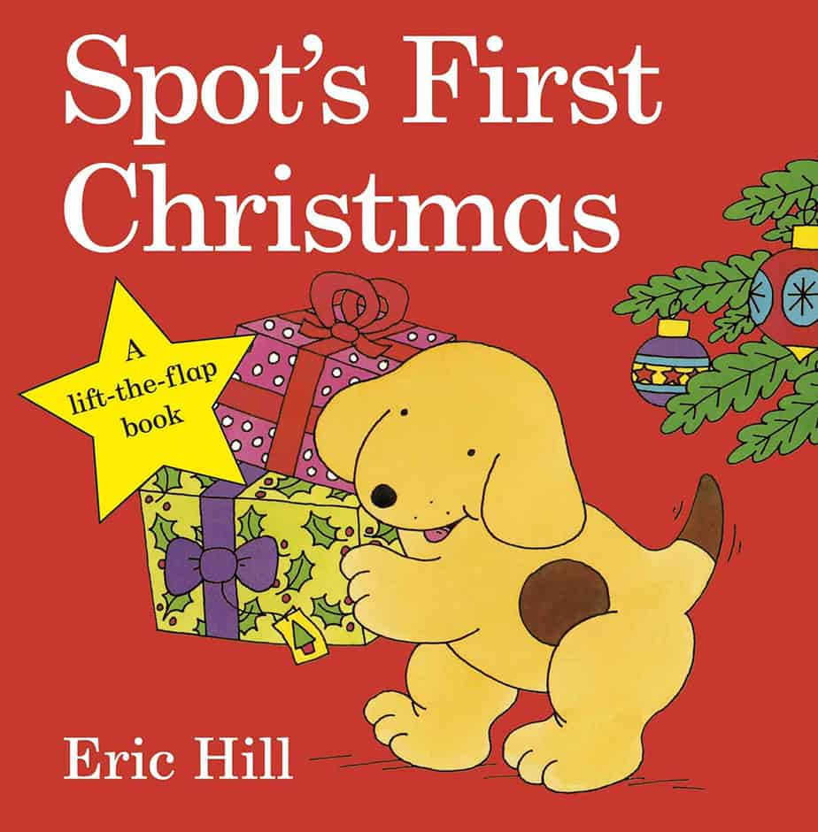 Spots First Christmas book