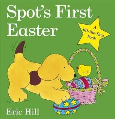spot's first easter, easter books for children