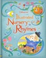 Usborne's Illustrated Nursery Rhymes