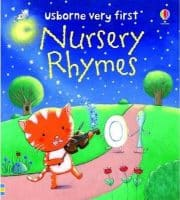Usborne's Very First Nursery Rhymes