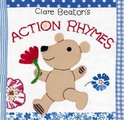 clare beatons action rhymes