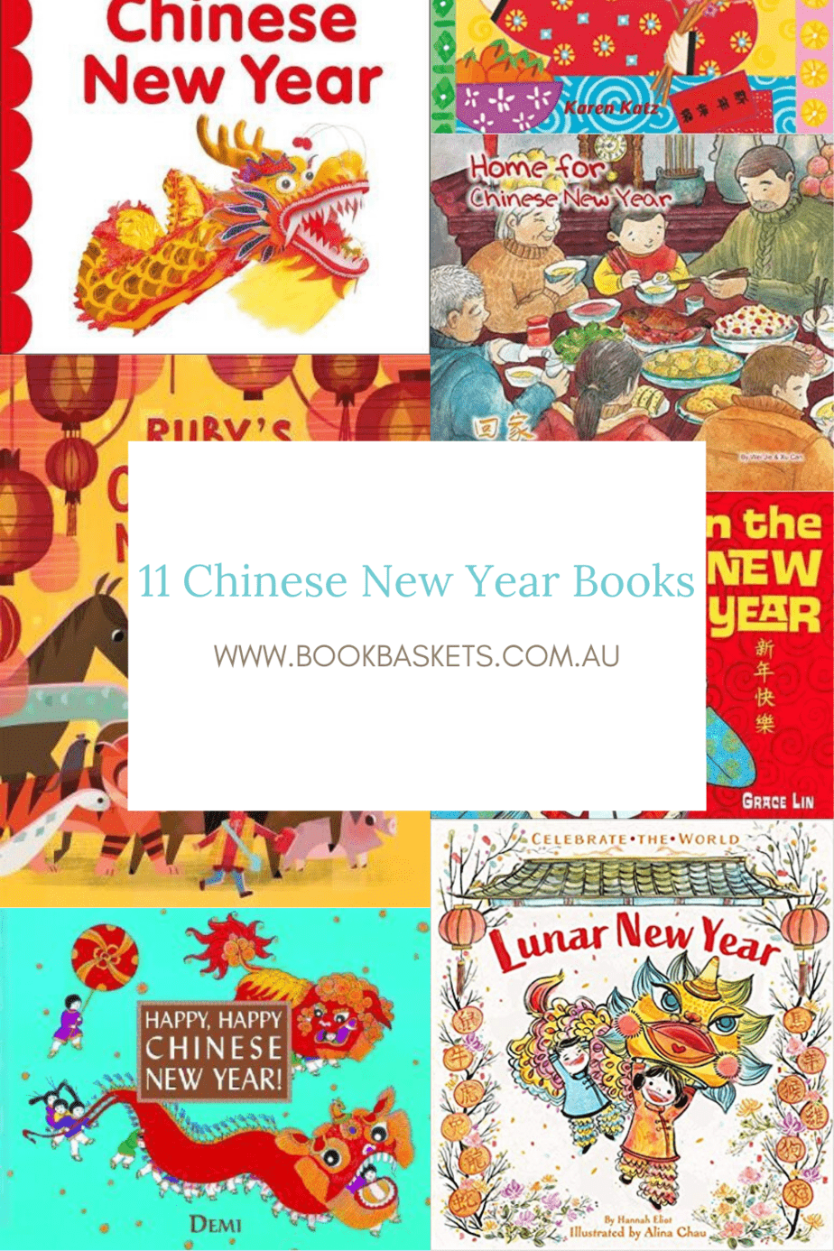 11 chinese new year books