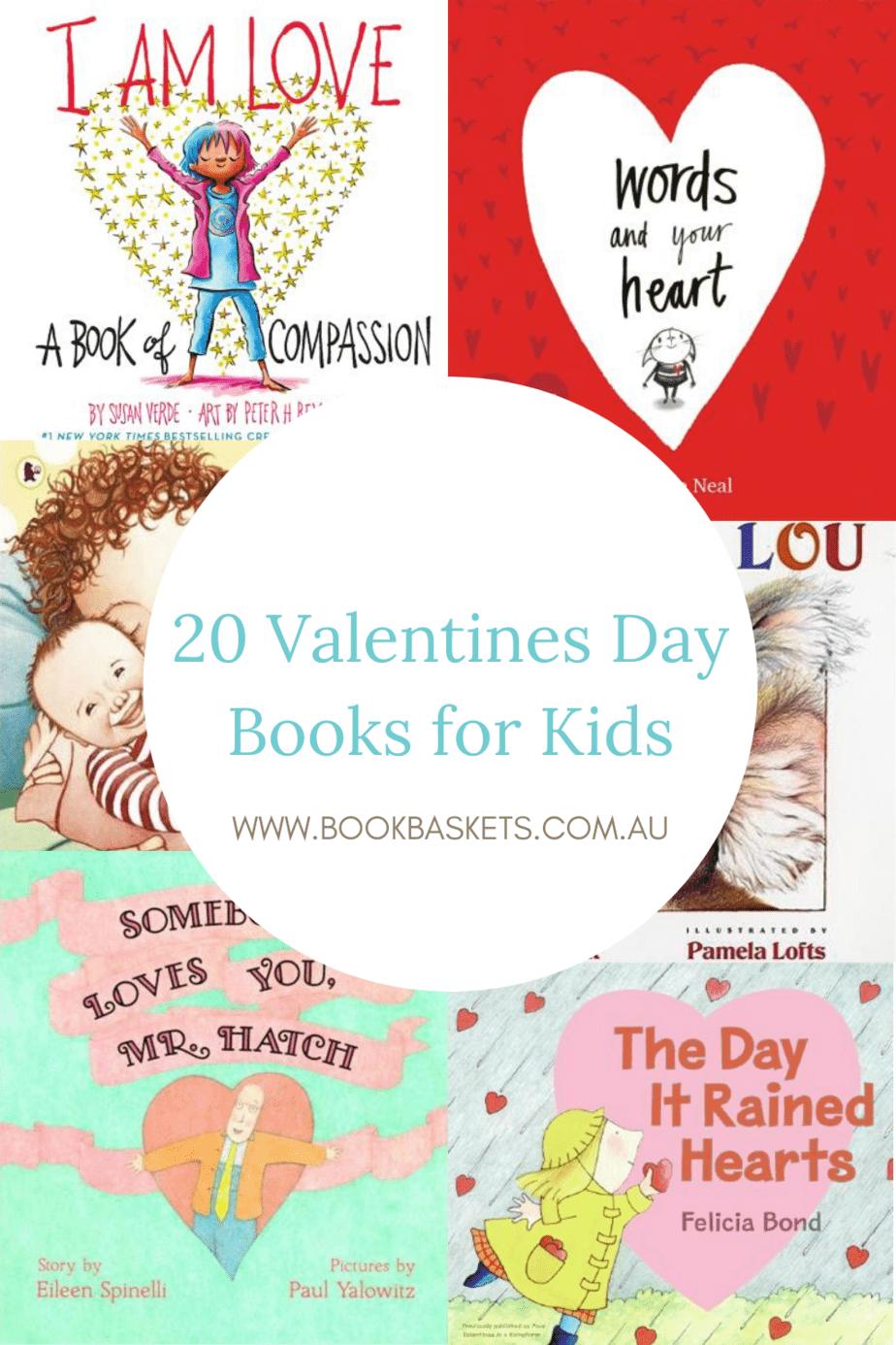 valentines day childrens books