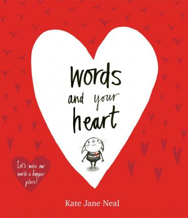 words and your heart, valentines day books for kids