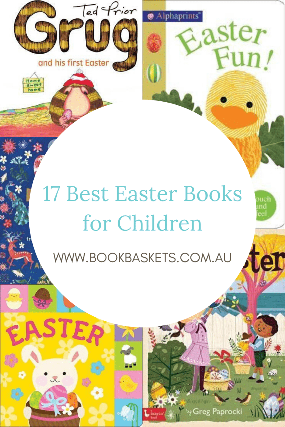 easter books for children