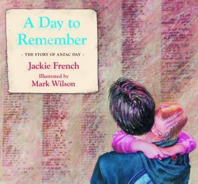 a day to remember, anzac day books