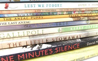 14 ANZAC Day Books for Children