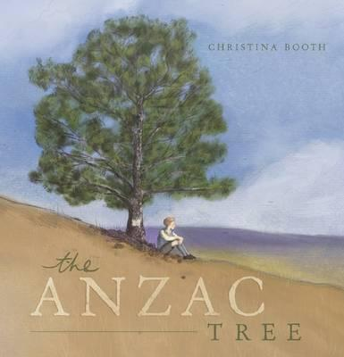 the anzac tree, anzac day books
