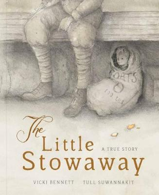the little stowaway, anzac day books