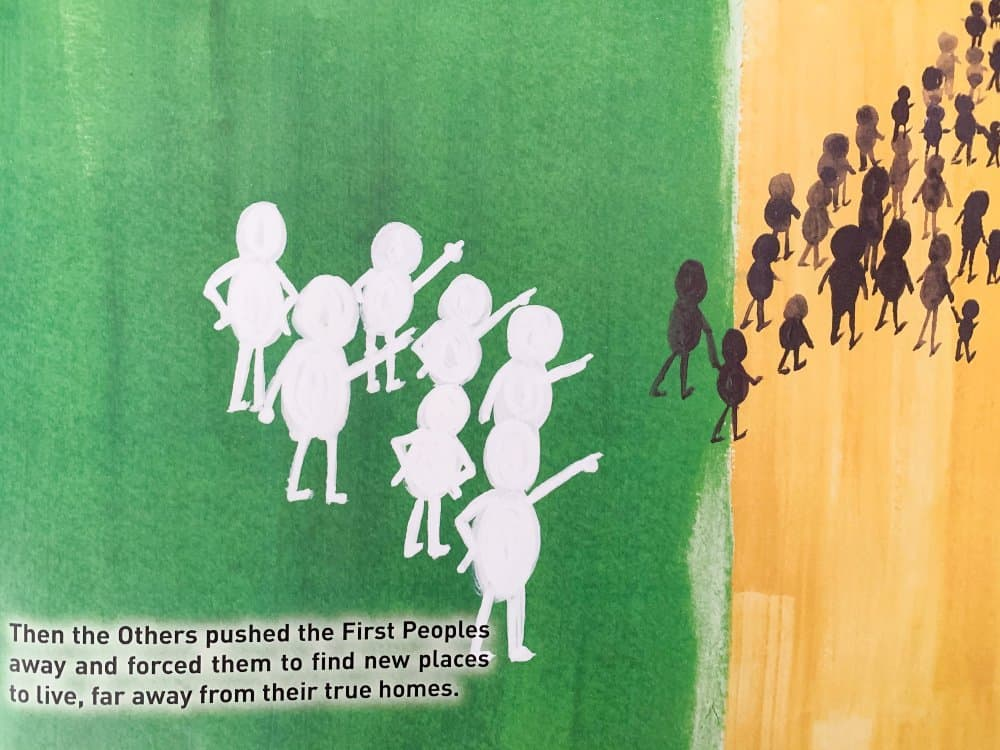 first peoples sent away, sorry day