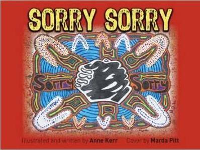 sorry sorry picture book