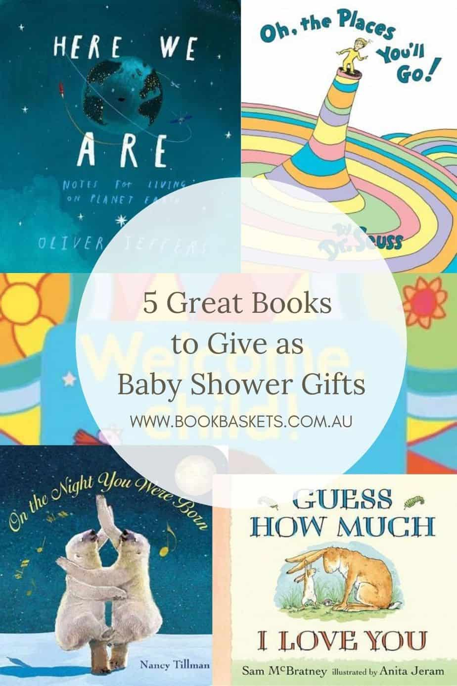 easy baby shower gift ideas