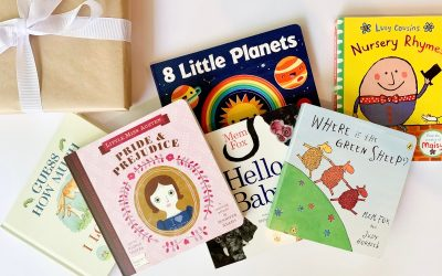 Why Books Are the Best Baby Shower Gift