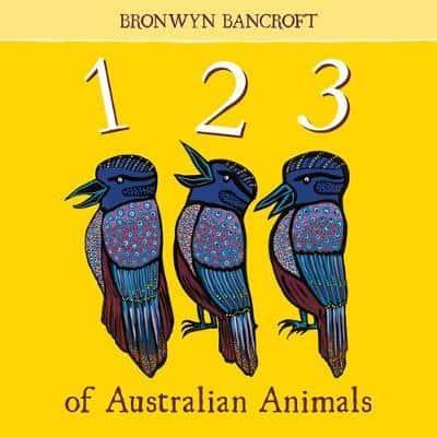 1 2 3 of australian animals