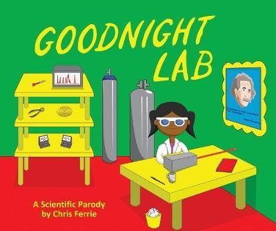 goodnight lab, chris ferrie