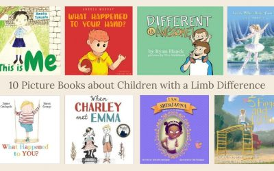 Picture Books About Children With a Limb Difference