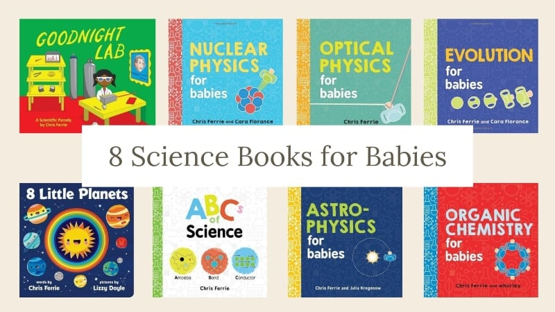 science books for babies