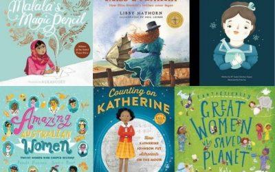 International Women's Day Books for Kids